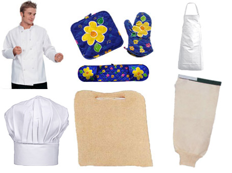 Chef & Kitchen